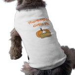Thanksgiving Cutie Dog T Shirt