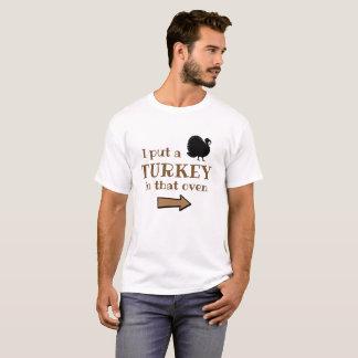 Thanksgiving Dad Tshirt