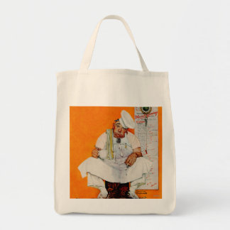 Thanksgiving Day Blues Tote Bag