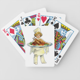 Thanksgiving Day Playing Card Playing Cards