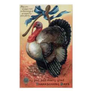 Thanksgiving Days Poster