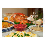 thanksgiving dinner cards