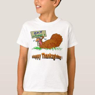 Thanksgiving Eat Pork Tshirt