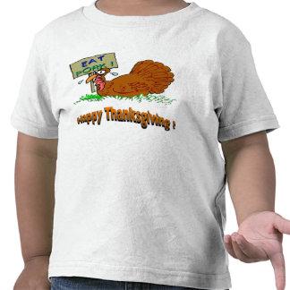 Thanksgiving Eat Pork Shirts