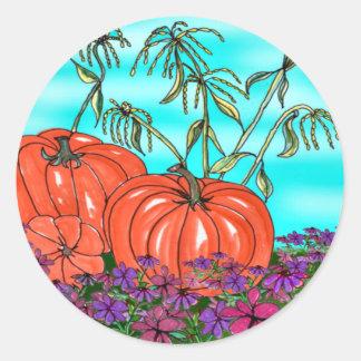 Thanksgiving Fall Oktoberfest Stickers
