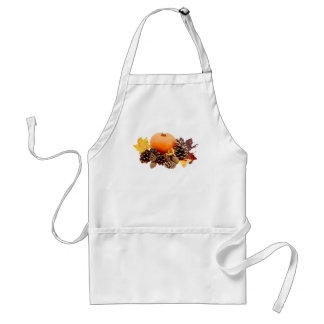 Thanksgiving / fall still life standard apron