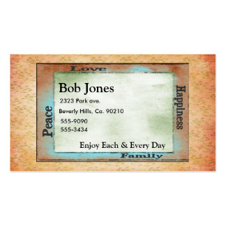 Thanksgiving Feast Pack Of Standard Business Cards