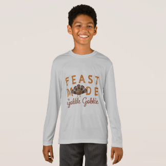 Thanksgiving Feast Mode T-Shirt