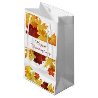 Thanksgiving Gift Bag Small Gift Bag