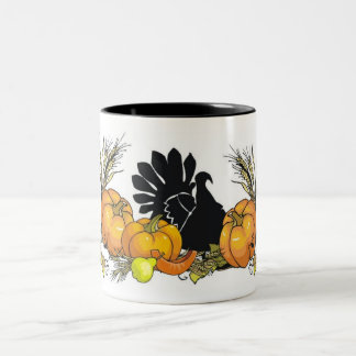 Thanksgiving Harvest Mug