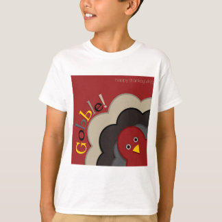 Thanksgiving hiding turkey T-Shirt