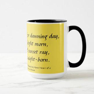 Thanksgiving Hymn Mug