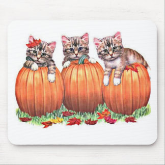 Thanksgiving is the Cat's Meow Mouse Mat