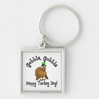 Thanksgiving Key Ring