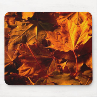 Thanksgiving Leaves Mouse Mat