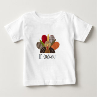 Thanksgiving-lil turkey baby T-Shirt