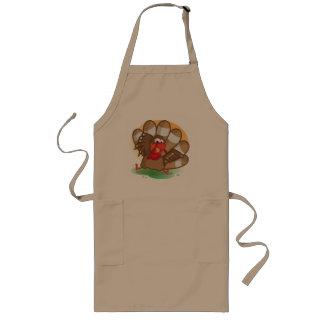 Thanksgiving long apron