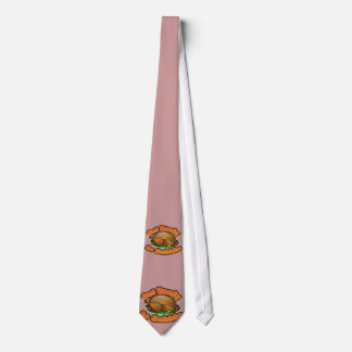 THANKSGIVING MENS TIE GET READY TO GOBBLE