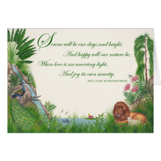 Thanksgiving ~ Peaceable Kingdom Greeting Cards