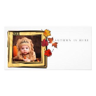 Thanksgiving Photo card