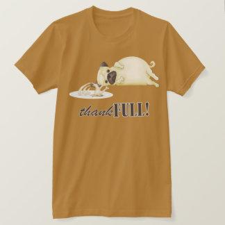 Thanksgiving Pug T-Shirt