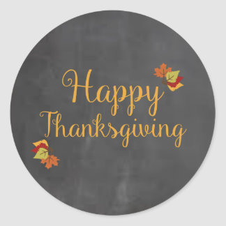 Thanksgiving Sticker