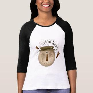 Thanksgiving Thankful Hearts T-Shirt