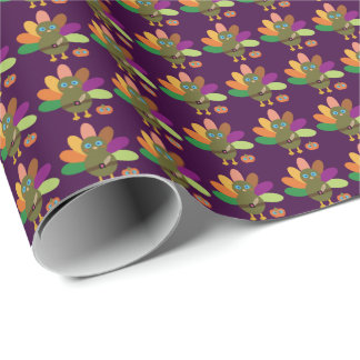 Thanksgiving Time! Wrapping Paper