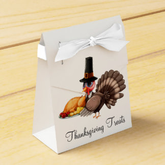 Thanksgiving Treat Boxes for Food or Gifts