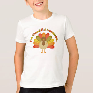 Thanksgiving Turkey Big Brother Announcement Shirt