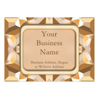 Thanksgiving Turkey Feathers Pack Of Chubby Business Cards