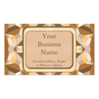 Thanksgiving Turkey Feathers Pack Of Standard Business Cards