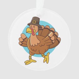 Thanksgiving Turkey ornament