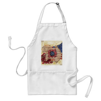 Thanksgiving Turkey Song Standard Apron