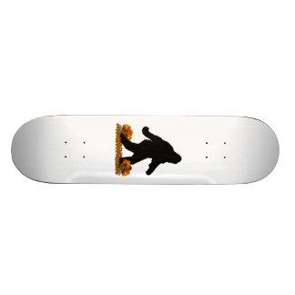 Thanksgiving Turkey Squatchin Skate Board Deck