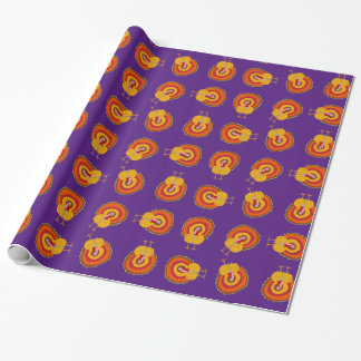 Thanksgiving Turkey Wrapping Paper