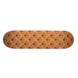 Thanksgiving Turkeys Pattern Skateboard Decks