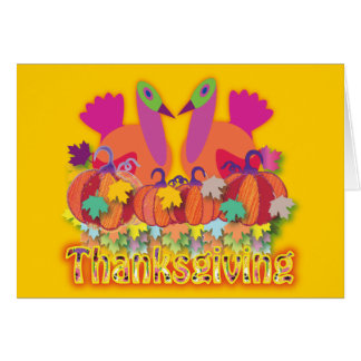 thanksGivings Card
