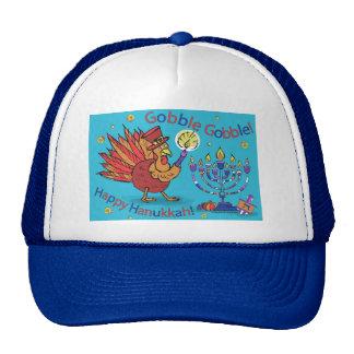 Thanksgivukkah Cap Hats