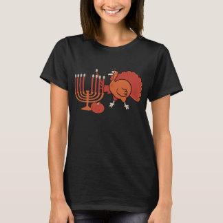 Thanksgivukkah Turkey T-Shirt
