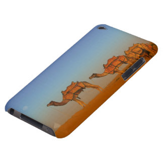 Thar desert, Rajasthan India. Camels along the iPod Case-Mate Case