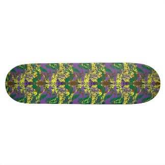 That 3rd Color is Messed Up Man Skate Board Deck