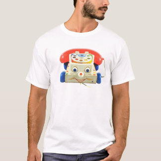 That 70's phone T-Shirt