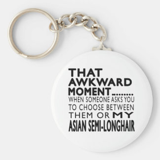 That Awkward Moment Asian Semi-longhair.Designs Key Chains