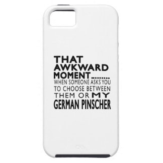 That Awkward Moment German Pinscher Cover For iPhone 5/5S