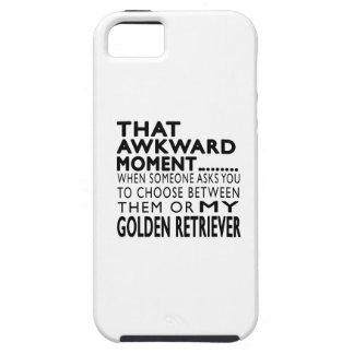 That Awkward Moment Golden Retriever iPhone 5/5S Case