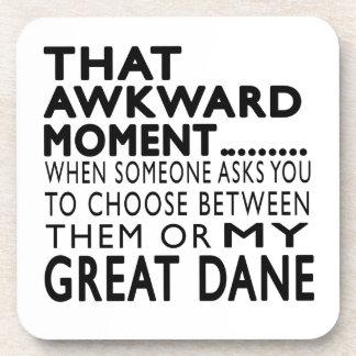 That Awkward Moment Great Dane Coaster