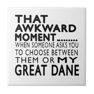 That Awkward Moment Great Dane Tile