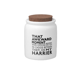 That Awkward Moment Harrier Candy Jars