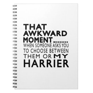 That Awkward Moment Harrier Note Book
